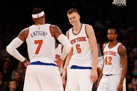 nba releases schedule knicks will play 22 on national tv