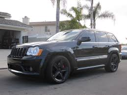 stanced jeep srt8 just dropped the jeep on bwoody u0027s cherokee srt8 forum