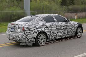 lifted lexus sedan 2015 cadillac ats coupe spotted with face lifted ats sedan