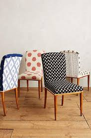 Dining Chair Fabric Best 25 Recover Dining Chairs Ideas On Pinterest Recover Chairs