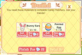 candy story supreme dynasty candy hatchery parts bakery story