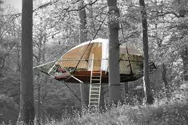cabin tent treehouse cabin tent uncrate