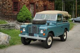 vintage range rover defender 1970 land rover series iia restoration youtube