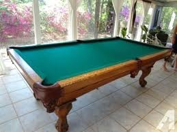 how to move a pool table across the room kasson pool table 8 kasson pool table price www raisons org