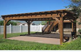 Outdoor Shades For Pergola by Custom Timber Frame Shade Creations U0026 Decks For Outdoor Living