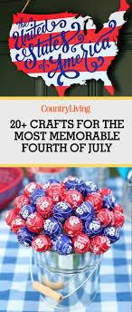 26 Easy 4th of July Crafts Patriotic Craft Ideas & DIY