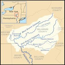 Map Of The United States Rivers by Our Rivers The Upper Delaware System U2014 West Branch Angler Resort