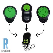 programmable garage door remote garage door remotes for merlin bluetooth ebay