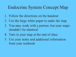 endocrine system concept map chapter 19 endocrine and reproductive systems essential questions