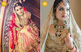 hindu wedding attire 100 most beautiful indian bridal makeup looks dulhan images