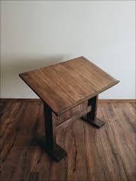 Large Drafting Table Coffee Accent Tables Build A Drafting Table On Your Own Build