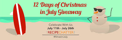 12 days of christmas in july 2016 recipechatter