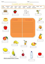 Count And Noncount Nouns Exercises Elementary Countable And Uncountable Nouns Clipart 26