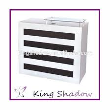 L Shaped Salon Reception Desk 2015 Nail Salon Reception Desk Painted Office Table Design