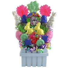 easter bunny candy easter bunnies candy bouquet candy gift ideas