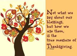 27 inspirational thanksgiving quotes with happy images 237916