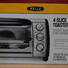 Toaster Oven Pizza Pan Best Brand New Bella Toaster Oven For Sale In Milwaukee Wisconsin