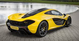 mclaren p1 price mclaren p1 performance figures confirmed