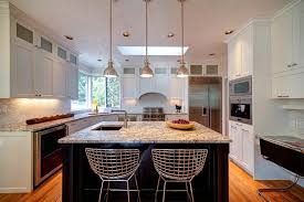 clear glass pendant lights for kitchen island kitchen island pendant lighting table bar stools clear glass