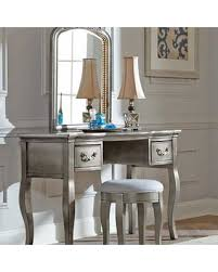 deal alert ne kids kensington antique silver writing desk with