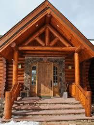Slokana Log Home Log Cabin Morgan Log Homes Dream Home Pinterest Logs Cabin And Log Cabins