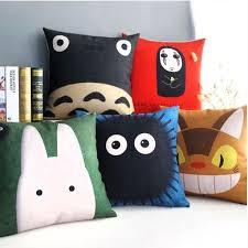 My Neighbor Totoro Single Sofa Best 25 Totoro Pillow Ideas On Pinterest Japanese Cartoon