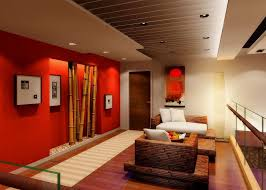 red and brown living room designs home conceptor modern concept red wall living room red wall and bamboo design for