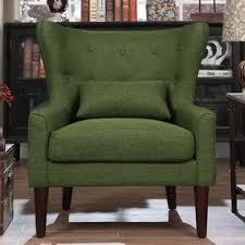 Green Chairs For Living Room Green Accent Chairs You Ll Wayfair