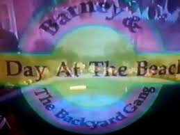 Barney Three Wishes Vhs 1989 by Barney U0027s A Day At The Beach Vhs Youtube