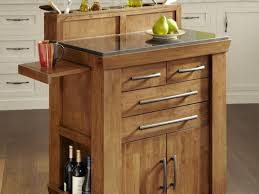 kitchen 59 large storage shelfgenie pull out on brown