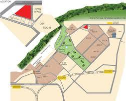 Central Park Zoo Map Location Map Hyde Park Kharghar Navi Mumbai Residential Property