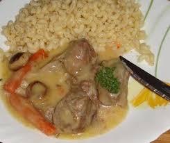 cuisiner une blanquette de veau blanquette de veau recette iterroir