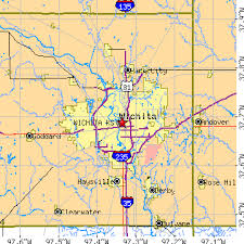 zip code map wichita ks wichita kansas ks population data races housing economy