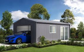Single Car Garage by Single Sheds And Garages For Sale Ranbuild
