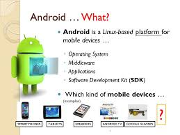 what is android os android os architecture ppt