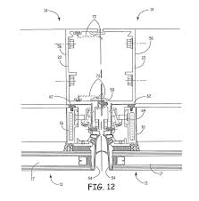 patent us8413403 curtainwall system google patents