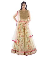 lancha dress heer innovation lehanga choli for women party wear banglori silk