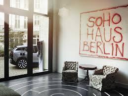 Soho House Furniture Bmw I U0026 Soho House Announce Global Partnership Exploration Of