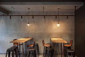 industrial interior industrial coffee shop sviezia kava interior nerijus pudžiuvelis