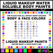 alabaster water soluble body face paints 111 1b alabaster