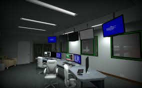 water treatment plant control room image infra mod db