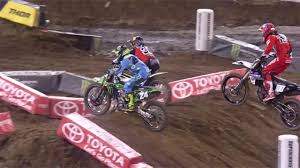motocross racing videos 2017 oakland sx race highlights transworld motocross