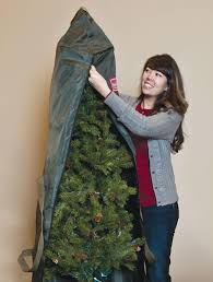 lofty upright christmas tree storage bag cover best images