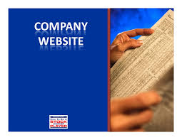 where to find information on a company