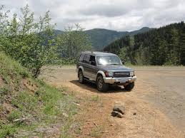 lifted mitsubishi montero post your mitsubishi montero pics