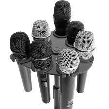 mic stand table attachment on stage msa2700 on stage stands