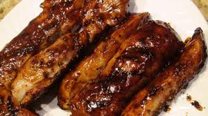 recipe for bbq pork country ribs recipe salad zucchini