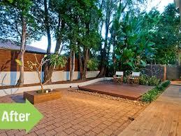 triyae com u003d no grass backyard landscape ideas various design