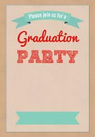 free printable graduation invitations free printable graduation