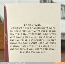 this what i m writing in all my cards from now on card ideas